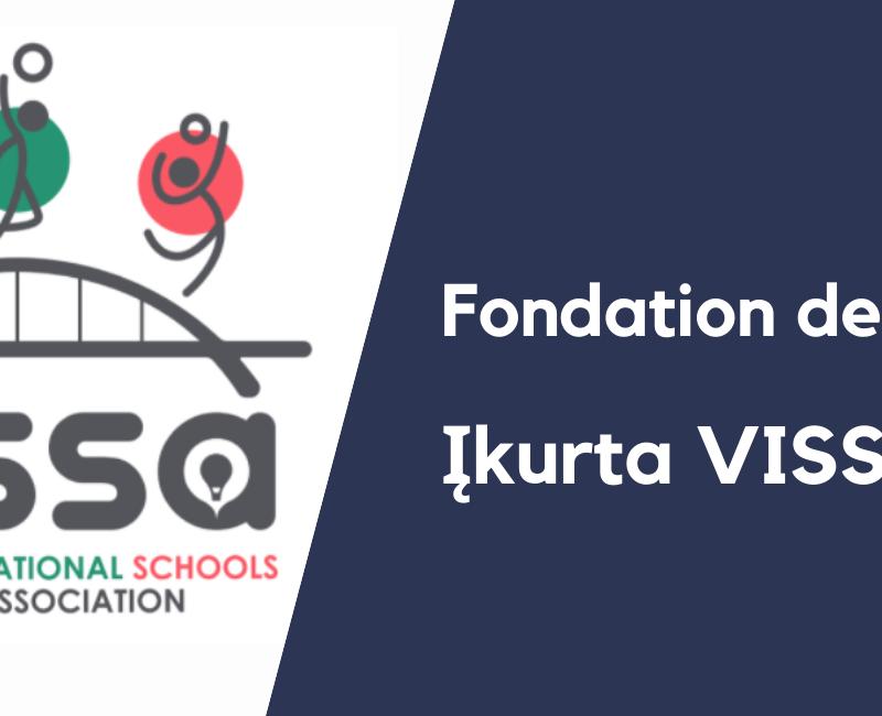 LIFV – fondateur de VISSA (Vilnius International Schools Sports Association)