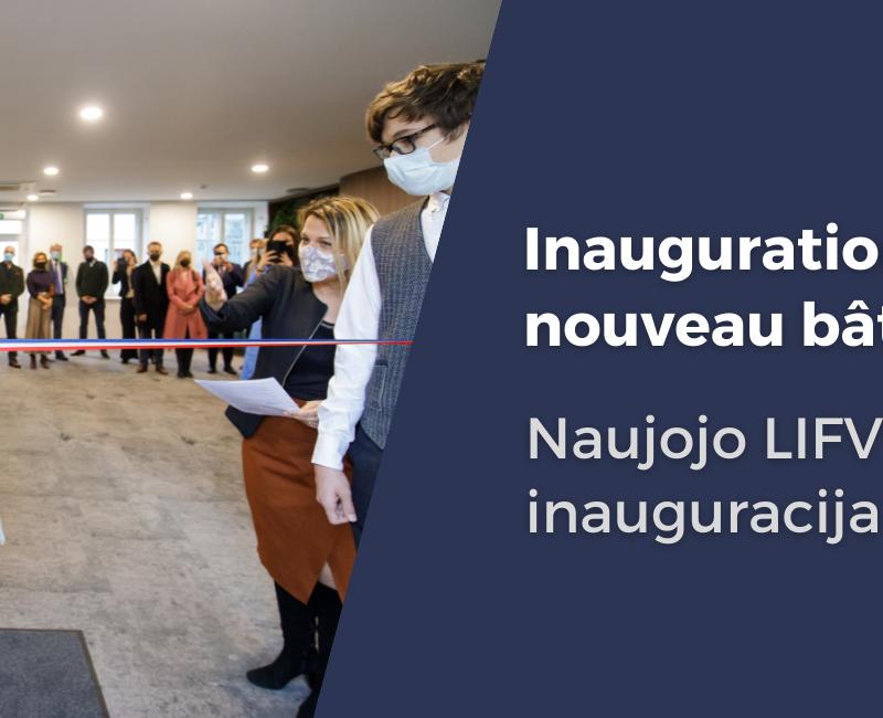 Le Lycée Français fête son inauguration dans la vieille ville